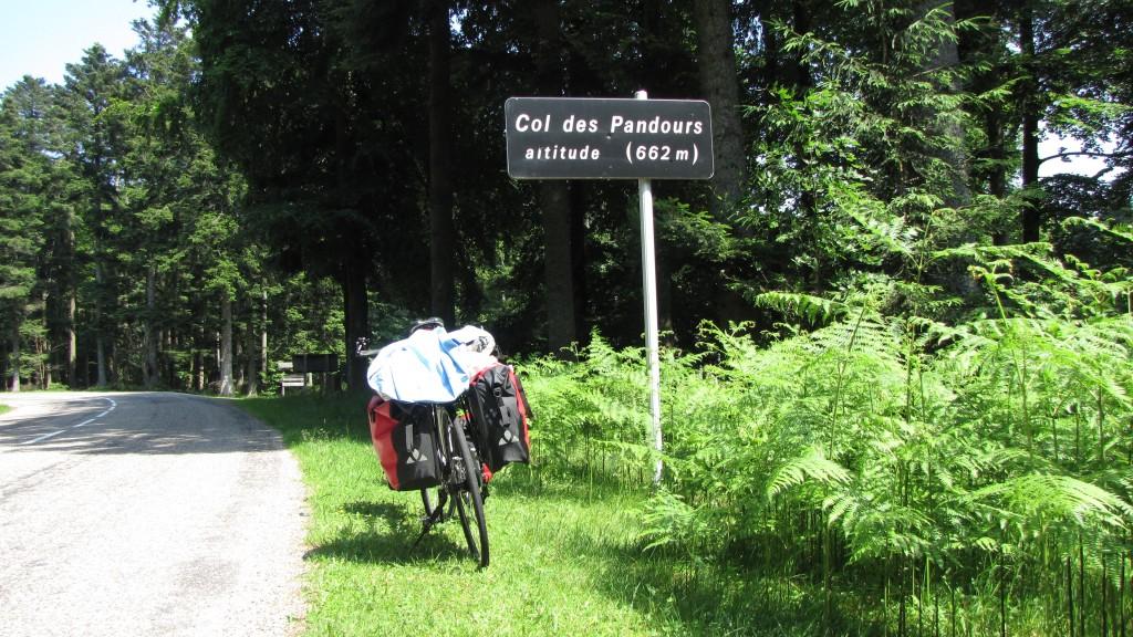 Col des Pandours